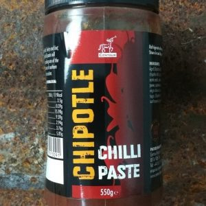 Chipotle Chilli Paste 550g