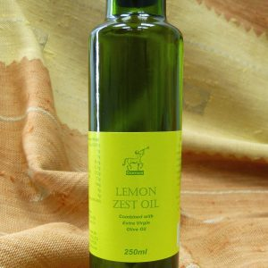 Lemon Zest Oil 50cl
