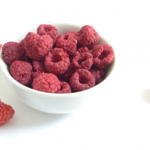 Freeze Dried Whole Raspberries (60g)