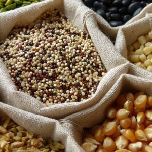 Rice, Grains & Pulses