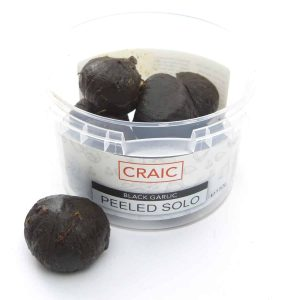 Peeled Black Garlic Solo, 150g