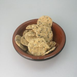 Salted Rice Crackers (500g)