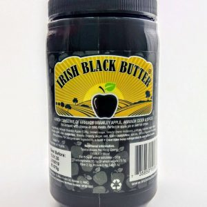 Irish Black Apple Butter (675g)